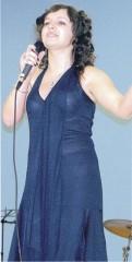 Karolina Juškaitė yra  pasmerkta dainuoti.